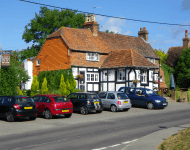 The Six Bells Public House near Banstead